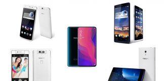 história do oppo smartphone
