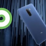 pocophone f1 android 9.0 pie