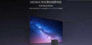 Xiaomi wemax jeden projektor