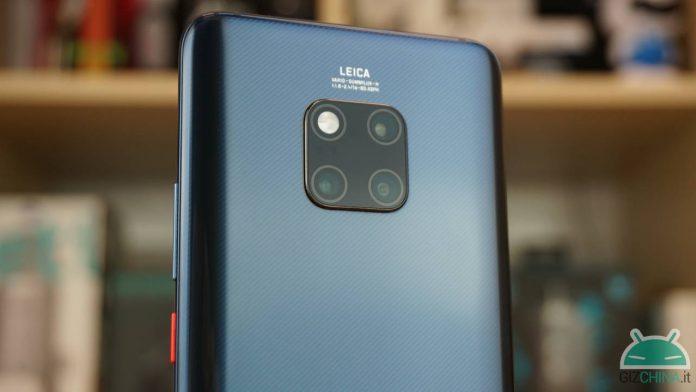 Huawei compañero 20 pro revisión