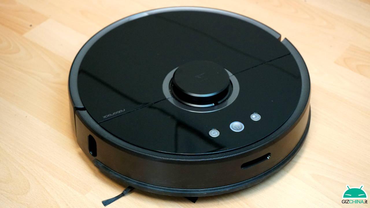 Review Xiaomi Roborock S55: an excellent smart vacuum cleaner -