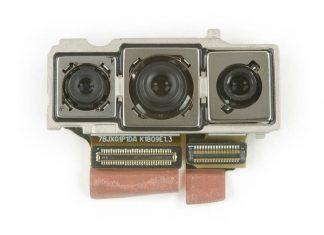 tripla fotocamera