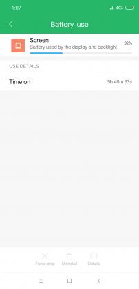 Edición del Explorador Xiaomi Mi 8