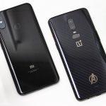 OnePlus 6 против Xiaomi Mi 8