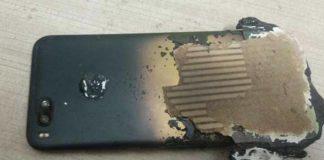 Xiaomi Mi A1 esplode