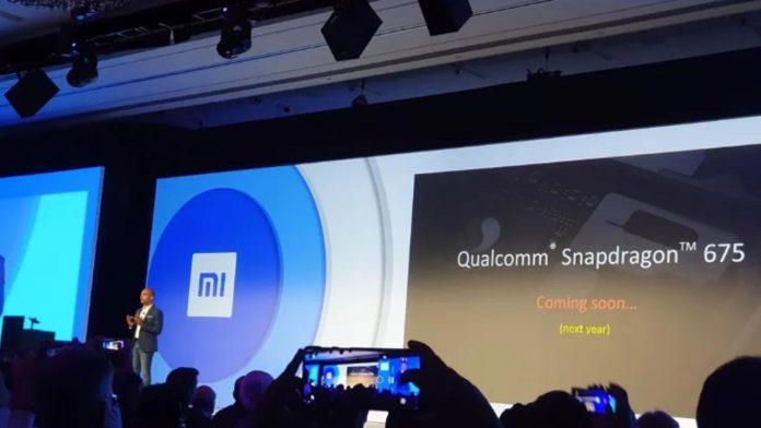 Xiaomi Snapdragon 675