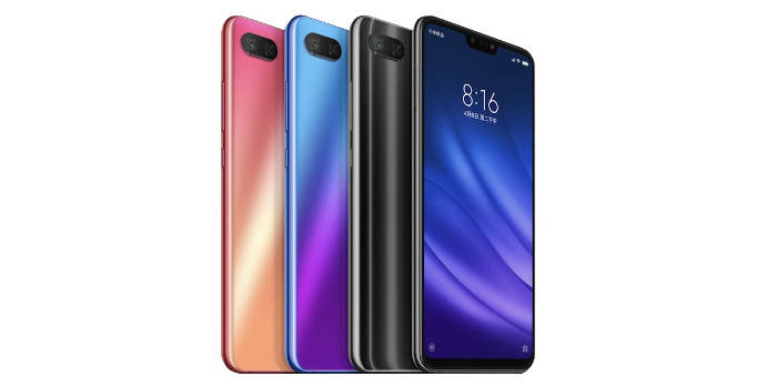 Xiaomi Mi 8 Lite 4/64 GB Global – Banggood
