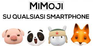 Xiaomi Mimoji Logo
