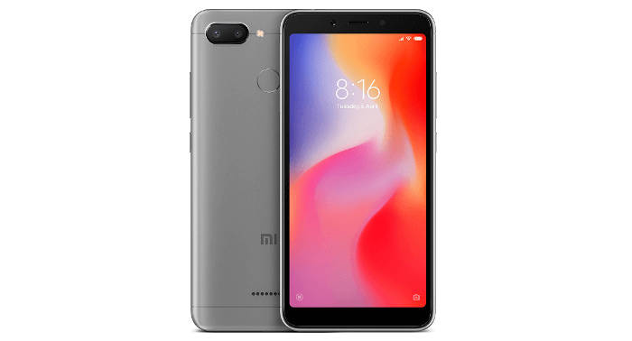 Xiaomi Redmi 6 3 / 64 GB Global - Banggood
