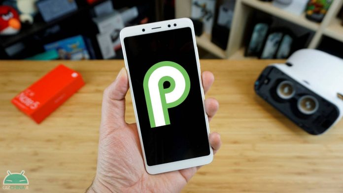 xiaomi redmi note 5 pixel experience android 9.0 pie