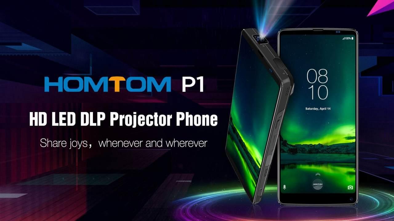 homtom p1 das projektor smartphone kommt bald hier sind. Black Bedroom Furniture Sets. Home Design Ideas