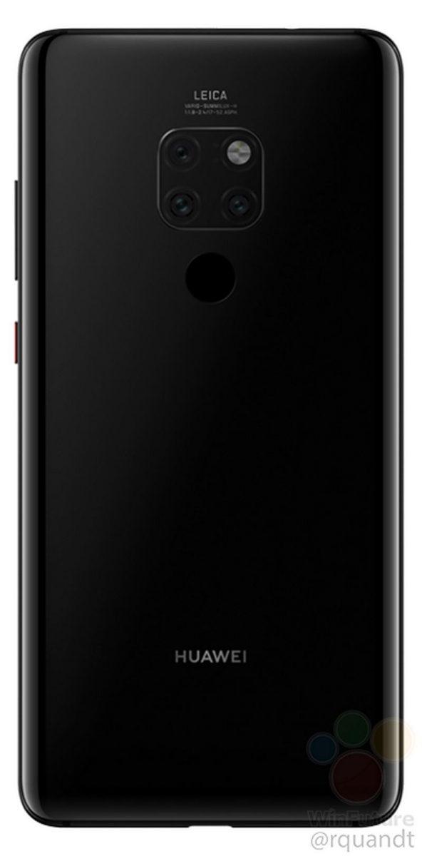 6caffad7ec Huawei Mate 20: eccolo nei primi render ad alta definizione - GizChina.it