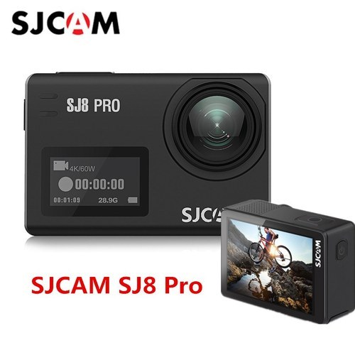 SJCAM SJ8 PRO 4K 60fps动作相机 -  Banggood