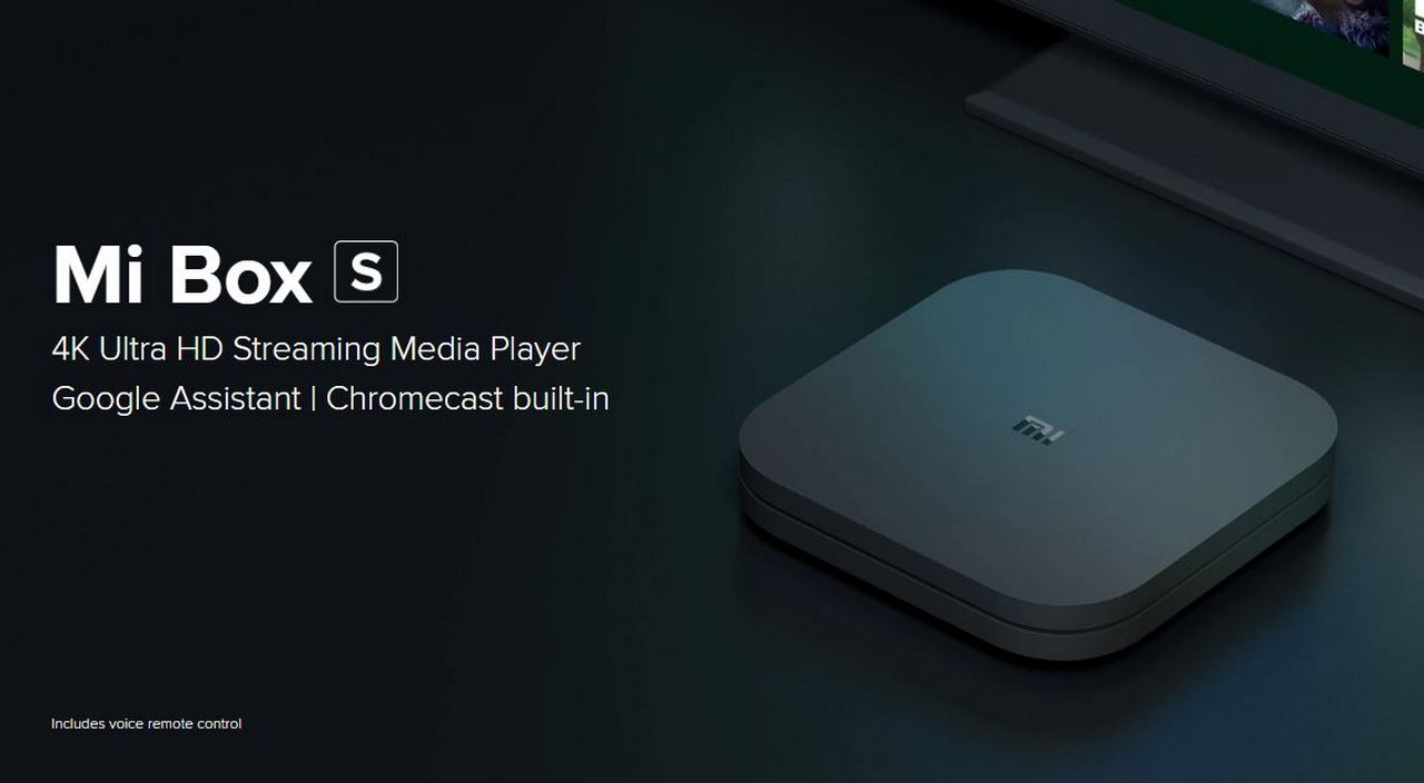 Xiaomi Mi Box S - GeekBuying