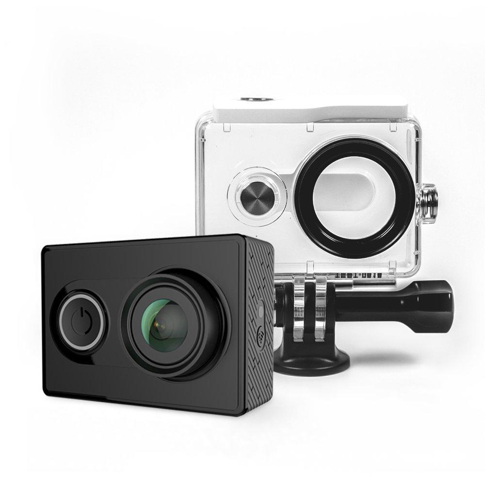 84b5ddd8c670e2 Yi Action Camera 2K con custodia impermeabile in offerta con coupon ...