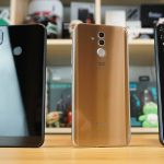 comparison huawei mate 20 lite vs honor view 10 lite vs huawei p smart +