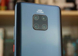 huawei quad camera