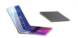 Huawei składany smartphone