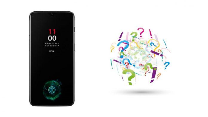 OnePlus 6T domande