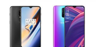 oneplus 6t vs oppo rx17 pro