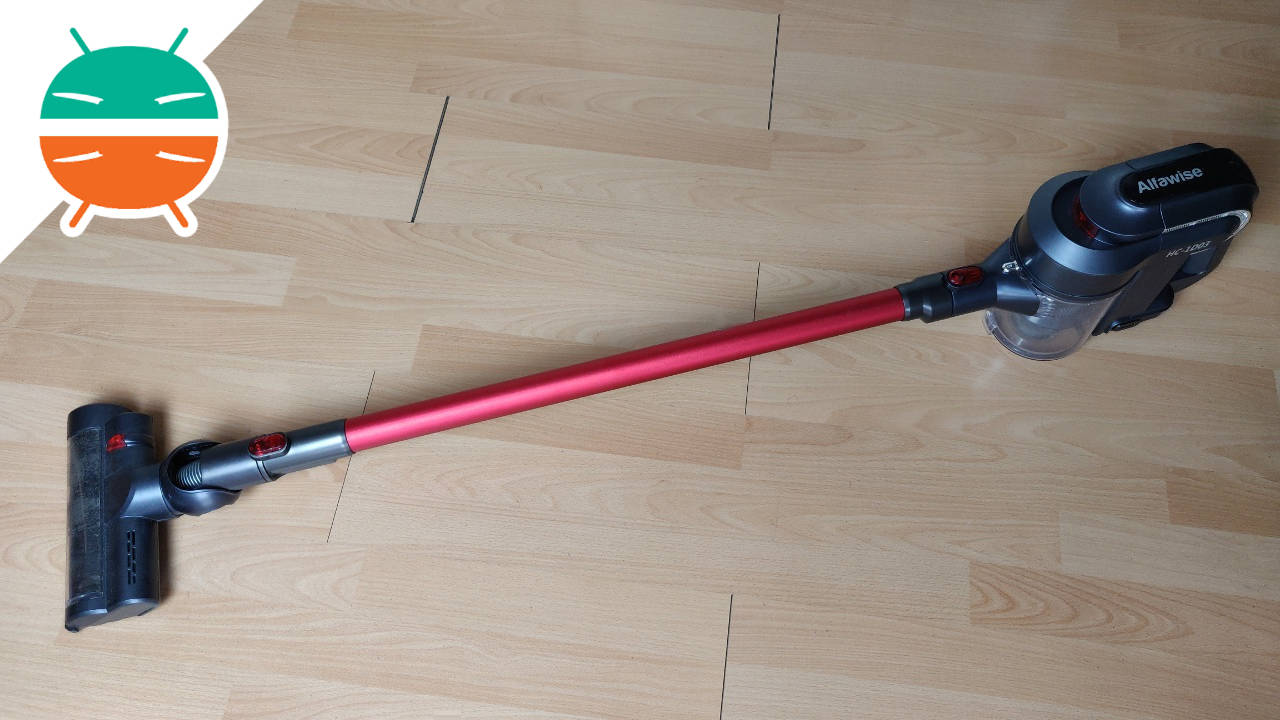 Alfawise HC-1D03 review: low-cost cleaning and a lot of ...