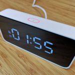 Recensione sveglia Xiaomi XiaoAI Smart Alarm Clock