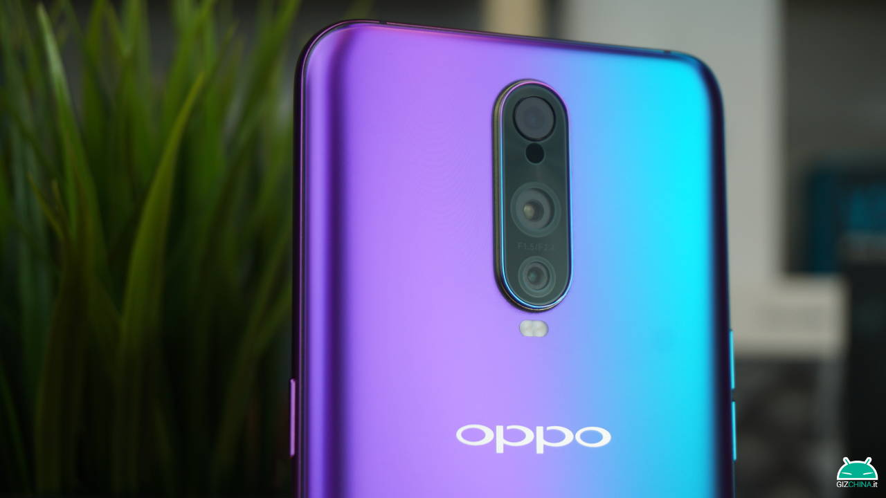 OPPO RX17 Pro: the company finally enables the TOF sensor