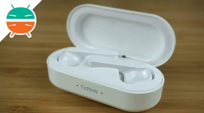 recensione ticpods free