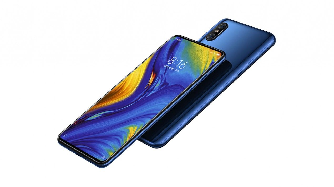 Xiaomi Mi MIX 3 6 / 128 GB Global - Banggood