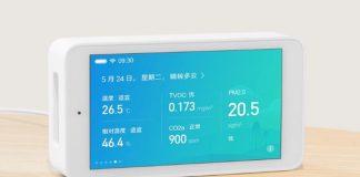 Xiaomi Mijia rilevatore