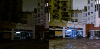 Xiaomi redmi 5 plus google camera 6 vista nocturna