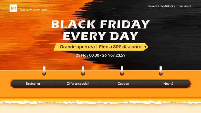 loja online xiaomi black friday
