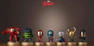 avengers statuine 1
