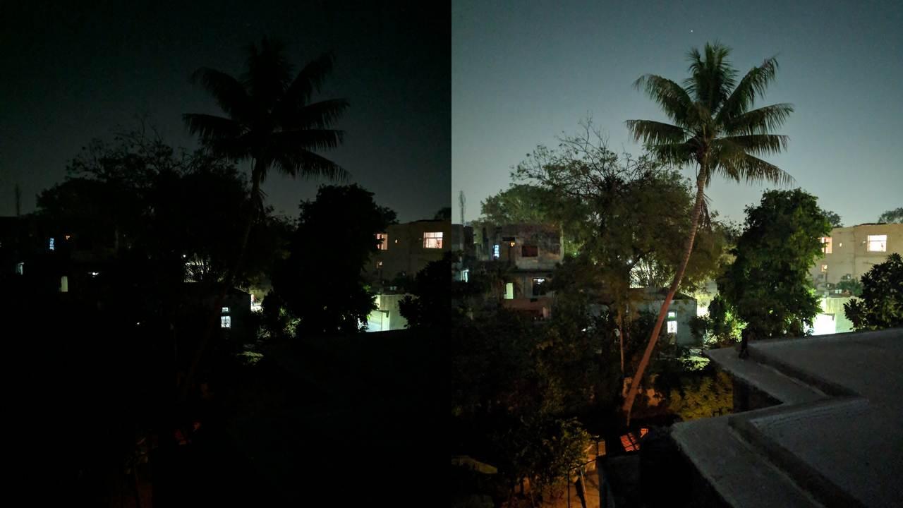 Xiaomi Mi 8 e POCOPHONE F1: Câmera do Google disponível com Night