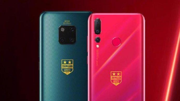 Huawei nova 4 Huawei Mate 20 Pro