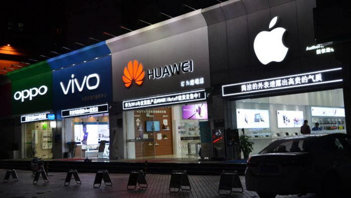 huawei oppo alive