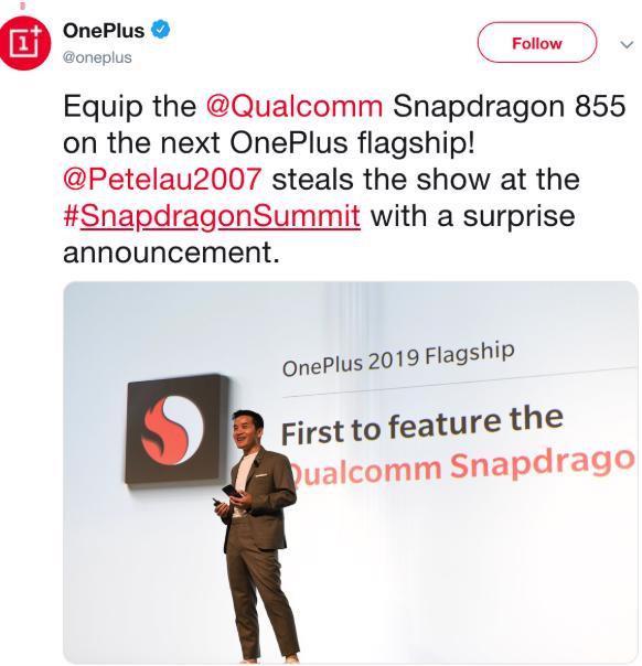 OnePlus Snap 855