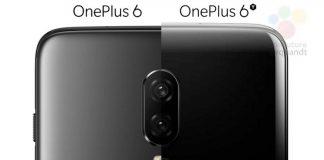 oneplus 6 oneplus 6t