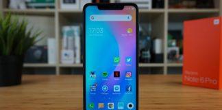 przegląd Xiaomi Redmi zauważa 6 pro