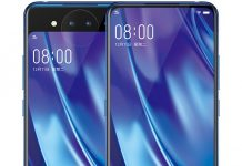vivo nex dual screen-versie