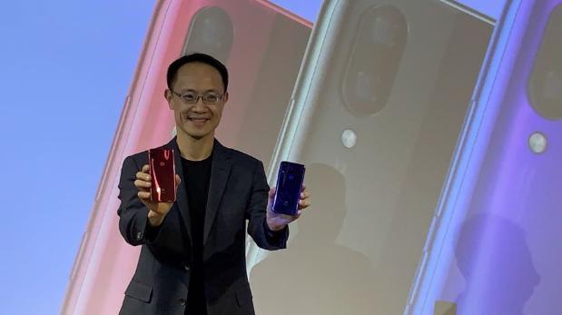 Xiaomi Play pres 3