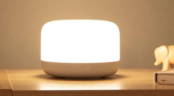 Xiaomi lâmpada de cabeceira mijia 2 - Banggood