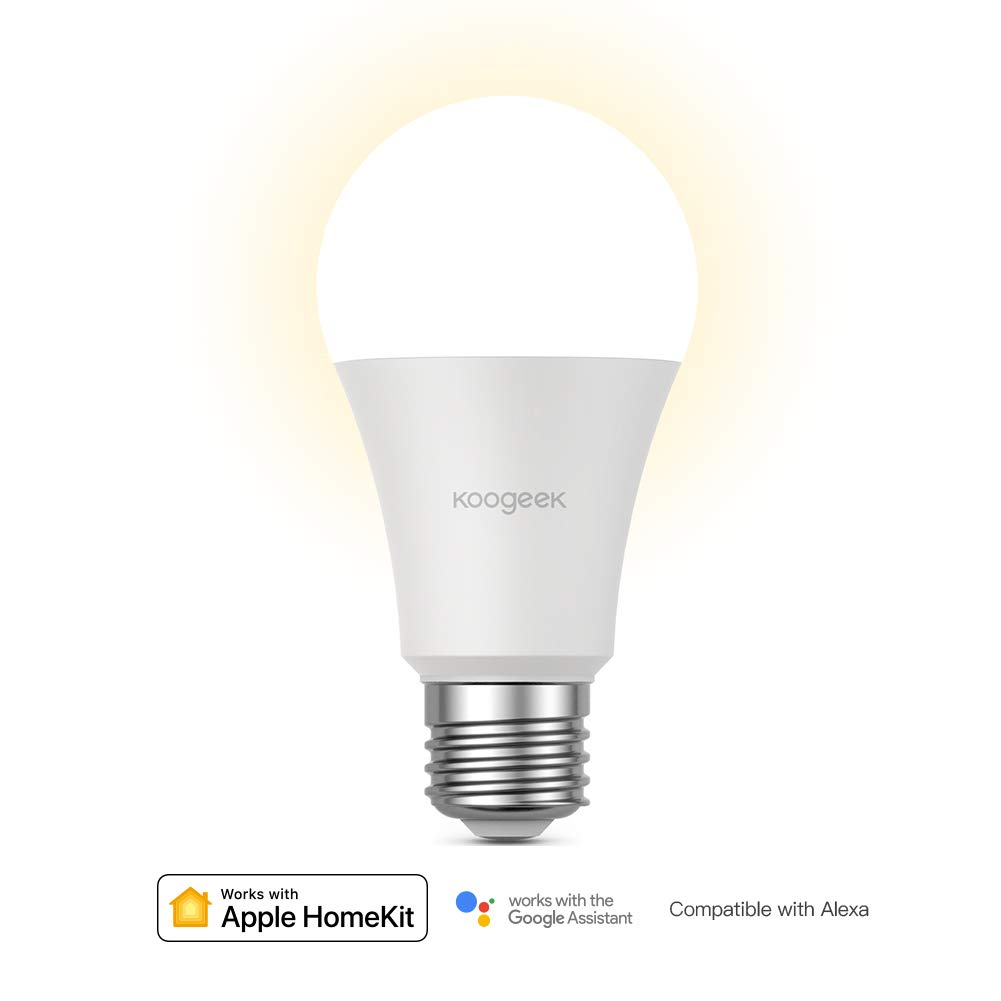 Lampadina smart (bianca) Koogeek – Amazon