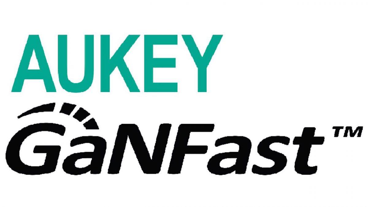 logo aukey ganfast