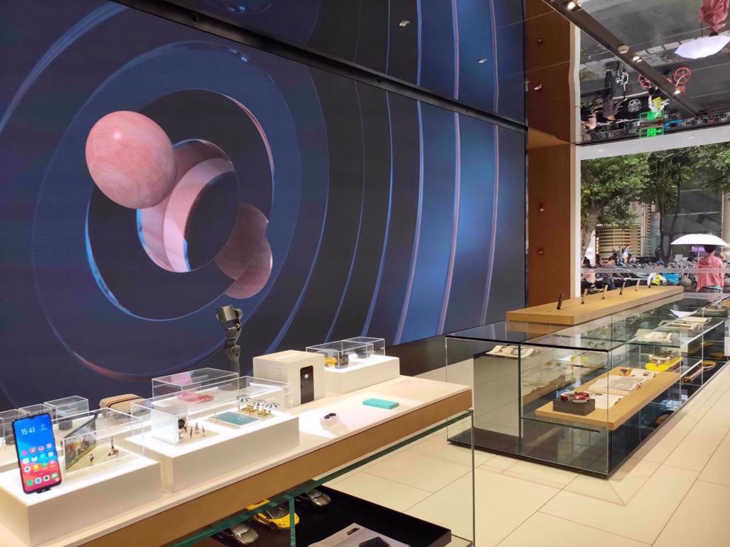 OPPO Flagship Store Shenzhen 3