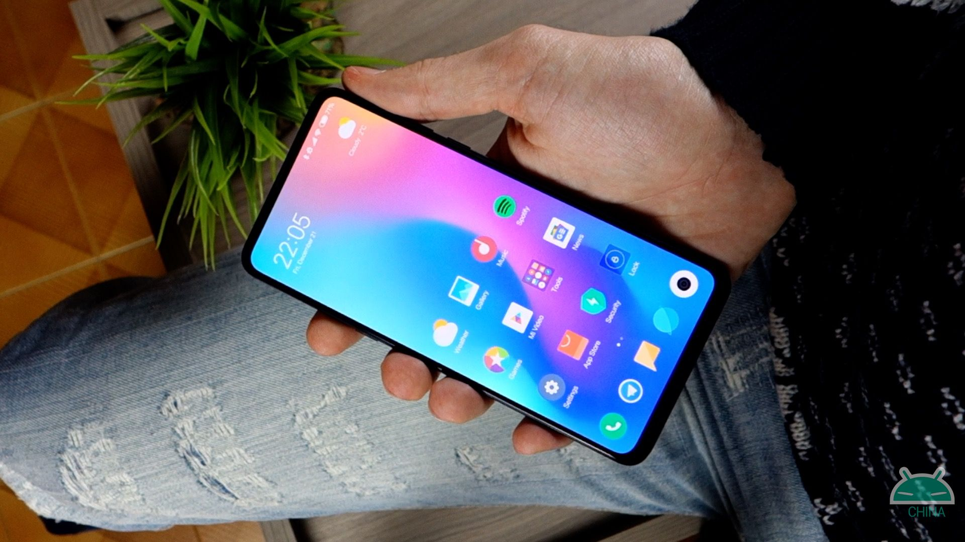 Xiaomi Mi MIX 3: unlock bootloader, TWRP installation and root