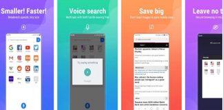 Xiaomi Mint Browser 1