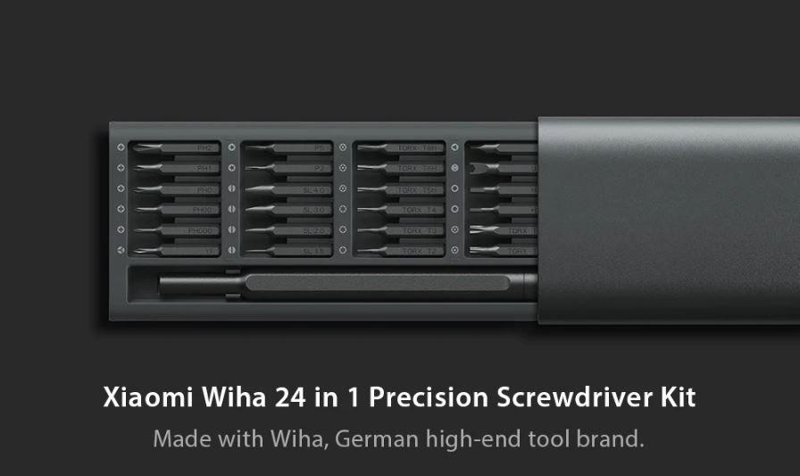 Xiaomi Wiha 24-in-1 – Gearbest