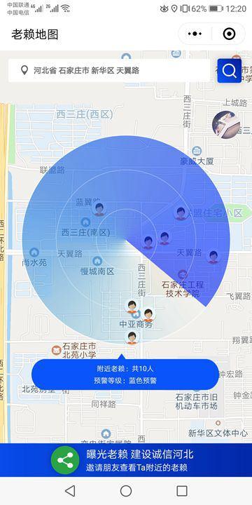 dívidas china app