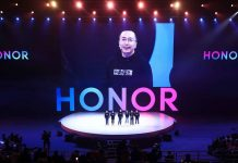 honor logo george zhao